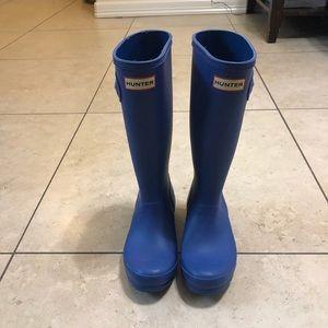 ☔️NEW LISTING☔️ HUNTER girls rain boots